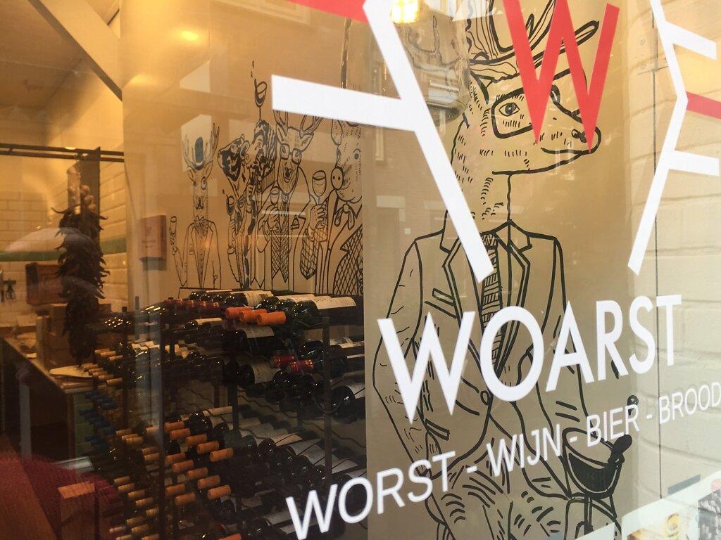 Woarst, Delicatessenzaak Arnhem